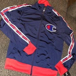 Champion Track Jacket original brand new